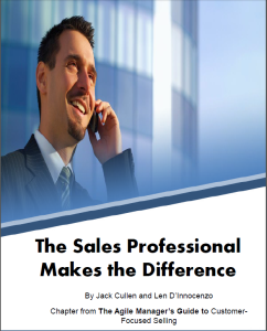 The Sales Professional